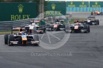 World © Octane Photographic Ltd. Saturday 25th July 2015. DAMS – Pierre Gasly. GP2 Race 1 – Hungaroring, Hungary. Digital Ref. : 1354CB7D8849
