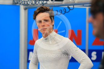 World © Octane Photographic Ltd. Friday 24th July 2015. Jenzer Motorsport – Ralph Boschung. GP3 Practice Session – Hungaroring, Hungary. Digital Ref. : 1350CB1L5936