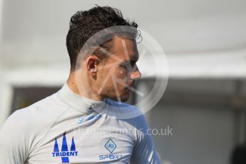 World © Octane Photographic Ltd. Friday 24th July 2015. Trident – Luca Ghiotto. GP3 Practice Session – Hungaroring, Hungary. Digital Ref. : 1350CB1L5990