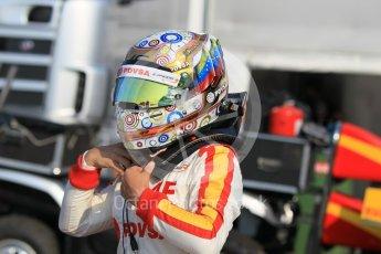 World © Octane Photographic Ltd. Friday 24th July 2015. Campos Racing – Samin Gomez. GP3 Practice Session – Hungaroring, Hungary. Digital Ref. : 1350CB1L6052