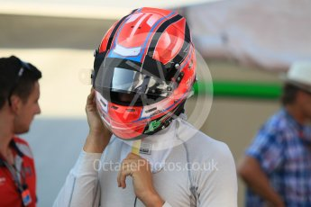 World © Octane Photographic Ltd. Friday 24th July 2015. Arden International – Kevin Ceccon. GP3 Practice Session – Hungaroring, Hungary. Digital Ref. : 1350CB1L6086
