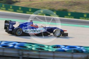 World © Octane Photographic Ltd. Friday 24th July 2015. Carlin – Antonio Fuoco. GP3 Practice Session – Hungaroring, Hungary. Digital Ref. : 1350CB1L6113