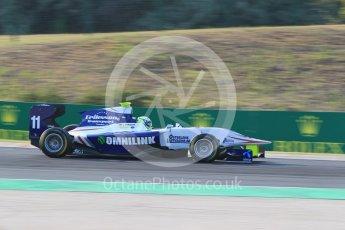 World © Octane Photographic Ltd. Friday 24th July 2015. Koiranen GP – Jimmy Eriksson. GP3 Practice Session – Hungaroring, Hungary. Digital Ref. : 1350CB1L6246