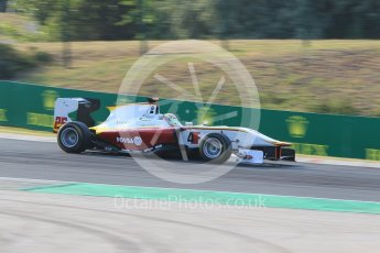 World © Octane Photographic Ltd. Friday 24th July 2015. Campos Racing – Samin Gomez. GP3 Practice Session – Hungaroring, Hungary. Digital Ref. : 1350CB1L6249
