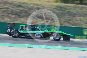 World © Octane Photographic Ltd. Friday 24th July 2015. Status Grand Prix – Sandy Stuvik. GP3 Practice Session – Hungaroring, Hungary. Digital Ref. : 1350CB1L6281