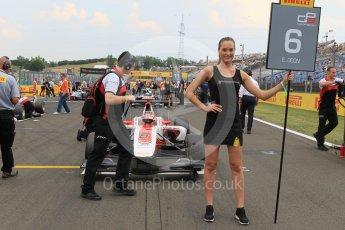 World © Octane Photographic Ltd. Saturday 25th July 2015. ART Grand Prix – Esteban Ocon. GP3 Race 1 – Hungaroring, Hungary. Digital Ref. :