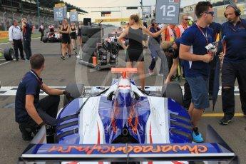 World © Octane Photographic Ltd. Saturday 25th July 2015. Koiranen GP – Matthew Parry. GP3 Race 1 – Hungaroring, Hungary. Digital Ref. :
