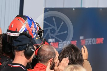 World © Octane Photographic Ltd. Saturday 5th September 2015. Racing Engineering – Alexander Rossi. GP2 Race 1, Monza, Italy. Digital Ref. : 1413LB1D1758