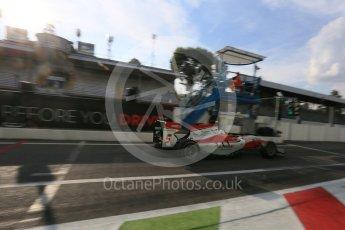 World © Octane Photographic Ltd. Friday 4th September 2015. ART Grand Prix – Marvin Kirchhofer. GP3 Practice - Monza, Italy. Digital Ref. : 1410LB5D8451