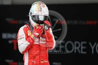 World © Octane Photographic Ltd. Scuderia Ferrari SF15-T– Sebastian Vettel. Saturday 26th September 2015, F1 Japanese Grand Prix, Qualifying, Suzuka. Digital Ref: