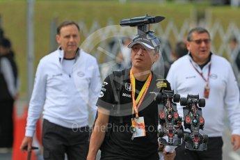 World © Octane Photographic Ltd. Fans in the paddock. Saturday 26th September 2015, F1 Japanese Grand Prix, Paddock, Suzuka. Digital Ref: 1445CB7D6404