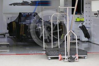 World © Octane Photographic Ltd. Williams Martini Racing FW37 – Valtteri Bottas. Sunday 27th September 2015, F1 Japanese Grand Prix, Setup, Suzuka. Digital Ref: 1448LB1D3811