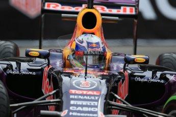 World © Octane Photographic Ltd. Infiniti Red Bull Racing RB11 – Daniel Ricciardo. Thursday 21st May 2015, F1 Practice 2, Monte Carlo, Monaco. Digital Ref: 1274LB1D4156