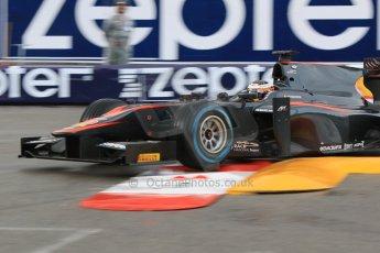 World © Octane Photographic Ltd. Thursday 21st May 2015. ART Grand Prix – Stoffel Vandoorne. GP2 Qualifying – Monaco, Monte-Carlo. Digital Ref. : 1275CB7D3867