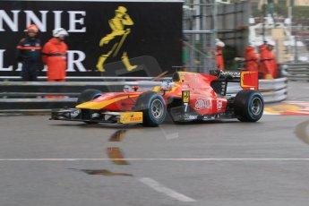 World © Octane Photographic Ltd. Thursday 21st May 2015. Racing Engineering – Jordan King. GP2 Qualifying – Monaco, Monte-Carlo. Digital Ref. : 1275CB7D3904