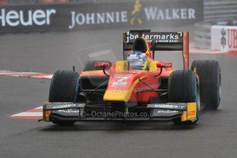 World © Octane Photographic Ltd. Thursday 21st May 2015. Racing Engineering – Jordan King. GP2 Qualifying – Monaco, Monte-Carlo. Digital Ref. : 1275CB7D3994