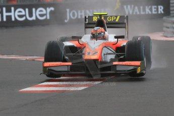 World © Octane Photographic Ltd. Thursday 21st May 2015. MP Motorsport – Daniel de Jong. GP2 Qualifying – Monaco, Monte-Carlo. Digital Ref. : 1275CB7D3997