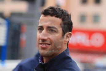 World © Octane Photographic Ltd. Infiniti Red Bull Racing RB11 – Daniel Ricciardo. Thursday 21st May 2015, F1 Practice 1, Monte Carlo, Monaco. Digital Ref: 1272CB1L9535