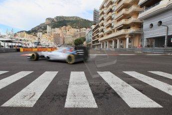 World © Octane Photographic Ltd. Williams Martini Racing FW37 – Felipe Massa. Thursday 21st May 2015, F1 Practice 1, Monte Carlo, Monaco. Digital Ref: 1272CB1L9756