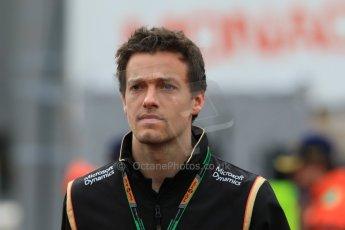World © Octane Photographic Ltd. Lotus F1 Team E23 Hybrid reserve driver – Jolyon Palmer. Thursday 21st May 2015, F1 Practice 1, Monte Carlo, Monaco. Digital Ref: 1272CB7D2653
