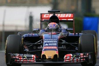 World © Octane Photographic Ltd. Scuderia Toro Rosso STR10 – Max Verstappen. Thursday 21st May 2015, F1 Practice 1, Monte Carlo, Monaco. Digital Ref: 1272LB1D3415