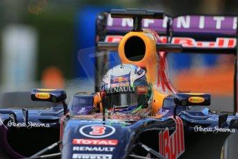 World © Octane Photographic Ltd. Infiniti Red Bull Racing RB11 – Daniel Ricciardo. Thursday 21st May 2015, F1 Practice 1, Monte Carlo, Monaco. Digital Ref: 1272LB1D3433