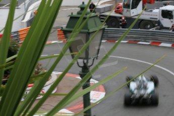 World © Octane Photographic Ltd. Mercedes AMG Petronas F1 W06 Hybrid – Nico Rosberg. Thursday 21st May 2015, F1 Practice 1, Monte Carlo, Monaco. Digital Ref: 1272LB5D2768