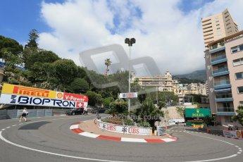World © Octane Photographic Ltd. Wednesday 20th May 2015, F1 Track walk, Monte Carlo, Monaco. Digital Ref: 1270LB1D2985