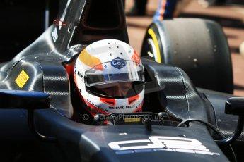 World © Octane Photographic Ltd. Friday 22nd May 2015. GP2/Pirelli 18inch tyre demonstration with Martin Brundle – Monaco, Monte-Carlo. Digital Ref. : 1279CB7D4303