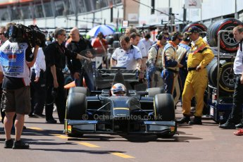 World © Octane Photographic Ltd. Friday 22nd May 2015. GP2/Pirelli 18inch tyre demonstration with Martin Brundle – Monaco, Monte-Carlo. Digital Ref. : 1279CB7D4313