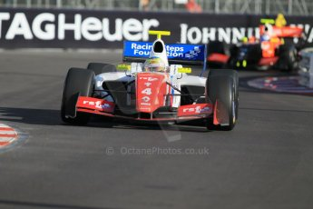 World © Octane Photographic Ltd. Friday 22nd May 2015. Fortec Motorsports – Oliver Rowland. WSR (World Series by Renault - Formula Renault 3.5) Practice – Monaco, Monte-Carlo. Digital Ref. : 1277CB1L0050