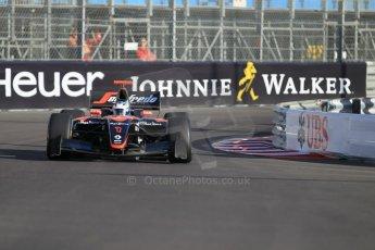 World © Octane Photographic Ltd. Friday 22nd May 2015. DAMS – Nyck de Vries. WSR (World Series by Renault - Formula Renault 3.5) Practice – Monaco, Monte-Carlo. Digital Ref. : 1277CB1L0085