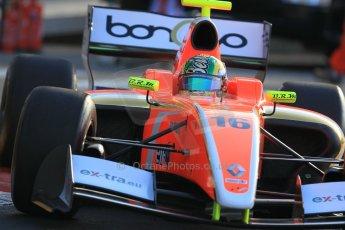 World © Octane Photographic Ltd. Friday 22nd May 2015. AVF – Beitske Visser. WSR (World Series by Renault - Formula Renault 3.5) Practice – Monaco, Monte-Carlo. Digital Ref. : 1277CB1L9975