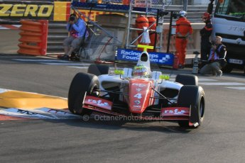 World © Octane Photographic Ltd. Friday 22nd May 2015. Fortec Motorsports – Oliver Rowland. WSR (World Series by Renault - Formula Renault 3.5) Practice – Monaco, Monte-Carlo. Digital Ref. : 1277CB7D4136