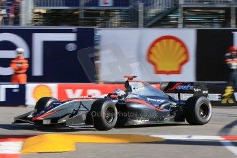 World © Octane Photographic Ltd. Friday 22nd May 2015. DAMS – Nyck de Vries. WSR (World Series by Renault - Formula Renault 3.5) Practice – Monaco, Monte-Carlo. Digital Ref. : 1277CB7D4162