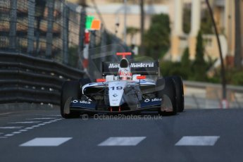 World © Octane Photographic Ltd. Friday 22nd May 2015. International Draco Racing Racing – Pietro Fanton. WSR (World Series by Renault - Formula Renault 3.5) Practice – Monaco, Monte-Carlo. Digital Ref. : 1277LB1D4375