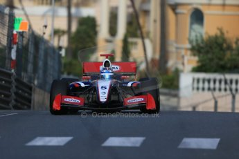 World © Octane Photographic Ltd. Friday 22nd May 2015. Arden Motorsport – Nicholas Latifi. WSR (World Series by Renault - Formula Renault 3.5) Practice – Monaco, Monte-Carlo. Digital Ref. : 1277LB1D4378