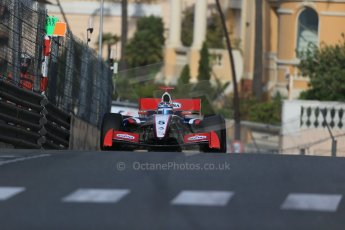 World © Octane Photographic Ltd. Friday 22nd May 2015. Arden Motorsport – Nicholas Latifi. WSR (World Series by Renault - Formula Renault 3.5) Practice – Monaco, Monte-Carlo. Digital Ref. : 1277LB1D4459