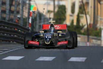 World © Octane Photographic Ltd. Friday 22nd May 2015. Lotus – Meindert van Buuren. WSR (World Series by Renault - Formula Renault 3.5) Practice – Monaco, Monte-Carlo. Digital Ref. : 1277LB1D4467
