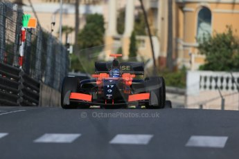World © Octane Photographic Ltd. Friday 22nd May 2015. Tech 1 Racing – Roy Nissany. WSR (World Series by Renault - Formula Renault 3.5) Practice – Monaco, Monte-Carlo. Digital Ref. : 1277LB1D4490