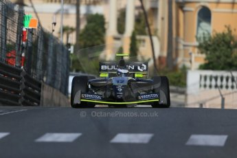 World © Octane Photographic Ltd. Friday 22nd May 2015. Strakka Racing – Gustav Malja. WSR (World Series by Renault - Formula Renault 3.5) Practice – Monaco, Monte-Carlo. Digital Ref. : 1277LB1D4505