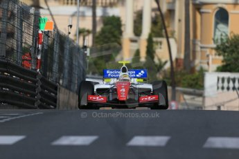 World © Octane Photographic Ltd. Friday 22nd May 2015. Fortec Motorsports – Oliver Rowland. WSR (World Series by Renault - Formula Renault 3.5) Practice – Monaco, Monte-Carlo. Digital Ref. : 1277LB1D4512