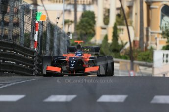World © Octane Photographic Ltd. Friday 22nd May 2015. Tech 1 Racing – Roy Nissany. WSR (World Series by Renault - Formula Renault 3.5) Practice – Monaco, Monte-Carlo. Digital Ref. : 1277LB1D4544
