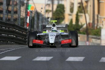 World © Octane Photographic Ltd. Friday 22nd May 2015. International Draco Racing – Bruno Bonifacio. WSR (World Series by Renault - Formula Renault 3.5) Practice – Monaco, Monte-Carlo. Digital Ref. : 1277LB1D4573