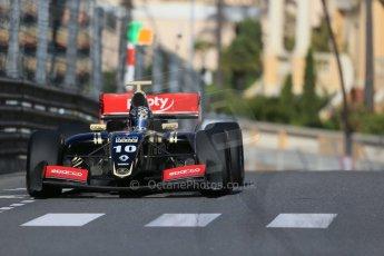 World © Octane Photographic Ltd. Friday 22nd May 2015. Lotus – Meindert van Buuren. WSR (World Series by Renault - Formula Renault 3.5) Practice – Monaco, Monte-Carlo. Digital Ref. : 1277LB1D4610