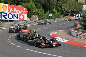 World © Octane Photographic Ltd. Saturday 23rd May 2015. Lotus – Meindert van Buuren. WSR (World Series by Renault - Formula Renault 3.5) Qualifying – Monaco, Monte-Carlo. Digital Ref. : 1280CB1L0506