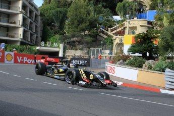 World © Octane Photographic Ltd. Saturday 23rd May 2015. Lotus – Meindert van Buuren. WSR (World Series by Renault - Formula Renault 3.5) Qualifying – Monaco, Monte-Carlo. Digital Ref. : 1280CB1L0533