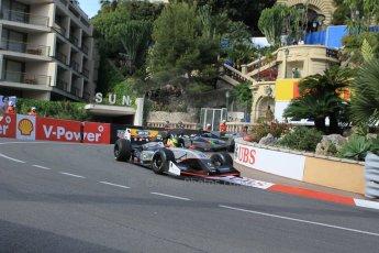 World © Octane Photographic Ltd. Saturday 23rd May 2015. Strakka Racing – Tio Ellinas and Gustav Malja. WSR (World Series by Renault - Formula Renault 3.5) Qualifying – Monaco, Monte-Carlo. Digital Ref. : 1280CB1L0540