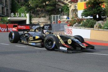 World © Octane Photographic Ltd. Saturday 23rd May 2015. Lotus – Meindert van Buuren. WSR (World Series by Renault - Formula Renault 3.5) Qualifying – Monaco, Monte-Carlo. Digital Ref. : 1280CB1L0560