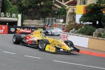 World © Octane Photographic Ltd. Saturday 23rd May 2015. Jagonya Ayam with Carlin – Tom Dillmann. WSR (World Series by Renault - Formula Renault 3.5) Qualifying – Monaco, Monte-Carlo. Digital Ref. : 1280CB1L0777